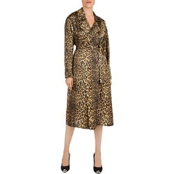 The Kooples Belted Leopard-Print Silk Kimono found on Bargain Bro India from Bloomingdale's Australia for $244.91
