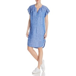 Joie Fermina Ruffle-Sleeve Dress found on Bargain Bro India from bloomingdales.com for $86.33