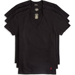 Polo Ralph Lauren Classic Fit V-Neck Tee, Pack of 3 found on Bargain Bro from bloomingdales.com for USD $32.30