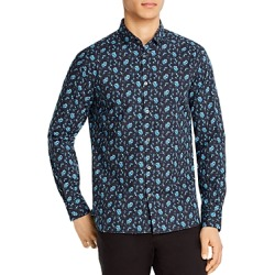 John Varvatos Star Usa Ross Slim Fit Floral Shirt found on Bargain Bro Philippines from bloomingdales.com for $62.16
