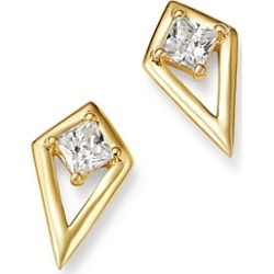 Bloomingdale's Diamond Kite Stud Earrings in 14K Yellow Gold, 0.20 ct. t.w. - 100% Exclusive found on Bargain Bro UK from Bloomingdales UK