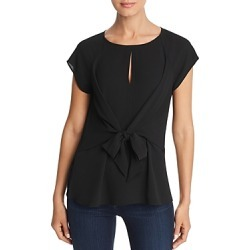 Status by Chenault Tie-Waist Keyhole Top found on Bargain Bro Philippines from Bloomingdales Canada for $18.25