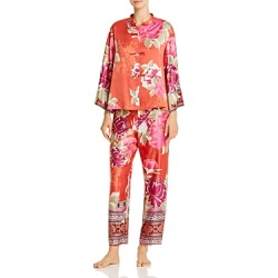 Natori Floral Fusion Pajama Set found on Bargain Bro India from Bloomingdale's Australia for $190.52