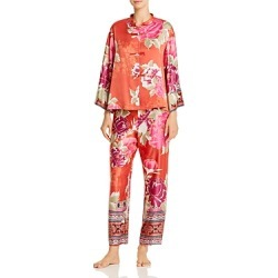 Natori Floral Fusion Pajama Set found on Bargain Bro Philippines from Bloomingdale's Australia for $190.52