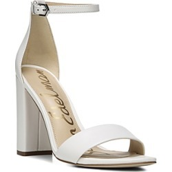 Sam Edelman Women's Yaro Ankle Strap Block Heel Sandals found on Bargain Bro Philippines from bloomingdales.com for $120.00