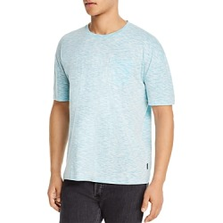 John Varvatos Star Usa Pierson Cotton Slub Reverse Print Tee found on Bargain Bro Philippines from bloomingdales.com for $30.80