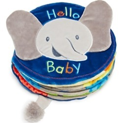Gund Hello Baby Flappy Soft Book - Ages 0+ found on Bargain Bro Philippines from Bloomingdale's Australia for $19.05