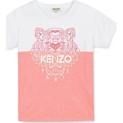 Kenzo Girls' Colorblock Tee - Little Kid found on Bargain Bro India from bloomingdales.com for $48.60