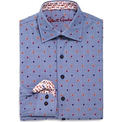 Robert Graham Boys' Prichard Squares Printed Shirt - Big Kid found on Bargain Bro India from bloomingdales.com for $44.75