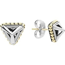 Lagos 18K Gold and Sterling Silver Pyramid Stud Earrings found on Bargain Bro India from Bloomingdales Canada for $262.23