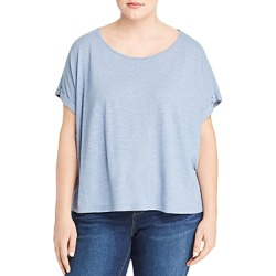 Eileen Fisher Plus Cropped Boxy Tee found on Bargain Bro UK from Bloomingdales UK