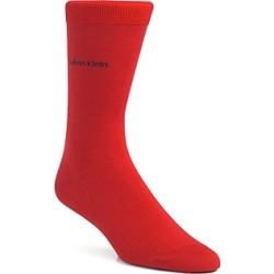 Calvin Klein Giza Cotton Flat Knit Socks found on Bargain Bro India from bloomingdales.com for $11.20