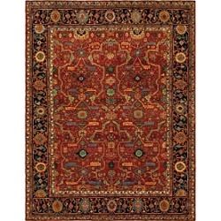Ralph Lauren Richmond Collection Rug, 6' x 9' found on Bargain Bro Philippines from bloomingdales.com for $8573.40