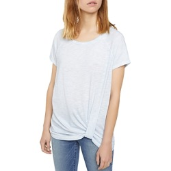 Sanctuary Sunny Days Twist-Front Tee found on Bargain Bro UK from Bloomingdales UK