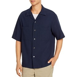 Barena Solana Basketweave Regular Fit Shirt found on MODAPINS from bloomingdales.com for USD $183.00