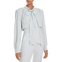 Alberta Ferretti Bow Front Blouse found on MODAPINS from Bloomingdale's Australia for USD $837.87