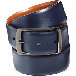 The Men's's Store at Bloomingdale's Men's Reversible Leather Belt - 100% Exclusive found on Bargain Bro UK from Bloomingdales UK