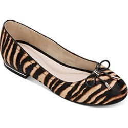 Kenneth Cole Women's Balance Calf-Hair Ballet Flats found on Bargain Bro India from bloomingdales.com for $90.00