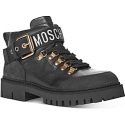 Moschino Women's Buckled Lug Platform Booties found on Bargain Bro India from Bloomingdale's Australia for $709.16