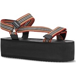 Burberry Women's Patterson Platform Sandals found on Bargain Bro Philippines from bloomingdales.com for $540.00