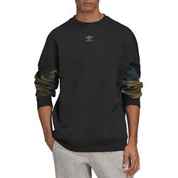 adidas Originals Camo Logo Sweatshirt found on Bargain Bro India from Bloomingdales Canada for $68.46