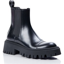 Balenciaga Women's Tractor Boots found on Bargain Bro UK from Bloomingdales UK