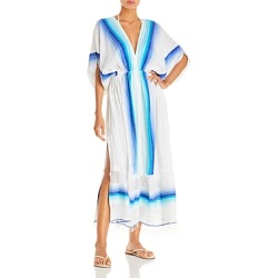 Lemlem Teref Striped Cover Up Dress found on MODAPINS from Bloomingdales UK for USD $346.40