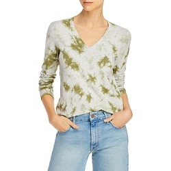 Minnie Rose Tie-Dyed V-Neck Tee found on Bargain Bro India from Bloomingdale's Australia for $212.79