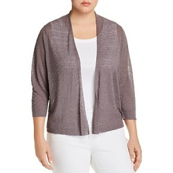 Eileen Fisher Plus Semi-Sheer Open Cardigan found on Bargain Bro India from Bloomingdale's Australia for $92.82
