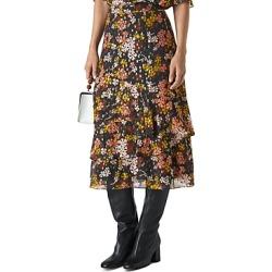 Whistles Clover Floral Midi Skirt found on Bargain Bro UK from Bloomingdales UK