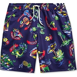 Polo Ralph Lauren Boys' Tropical Swim Trunks - Big Kid found on Bargain Bro India from bloomingdales.com for $29.15