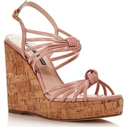 Stuart Weitzman Women's Seascape Platform Wedge Sandals - 100% Exclusive found on Bargain Bro India from Bloomingdale's Australia for $337.71