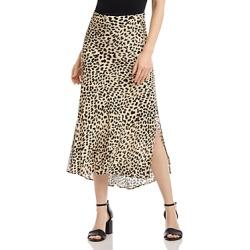 Karen Kane Animal Print Bias-Cut Midi Skirt found on Bargain Bro Philippines from bloomingdales.com for $97.30