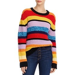 Alice + Olivia Barb Striped Sweater found on Bargain Bro UK from Bloomingdales UK