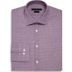 John Varvatos Star Usa Micro-Check Regular Fit Dress Shirt found on Bargain Bro India from Bloomingdales Canada for $76.37