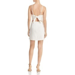 French Connection Whisper Sweetheart Tie-Back Mini Sheath Dress found on MODAPINS from Bloomingdale's Australia for USD $77.53