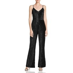 Adelyn Rae Burnout Velvet Jumpsuit found on MODAPINS from bloomingdales.com for USD $125.00