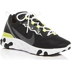 Nike Women's React Element 55 Sneakers found on Bargain Bro India from bloomingdales.com for $84.00