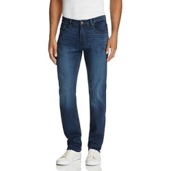 Paige Transcend Federal Slim Straight Fit Jeans in Blakely found on Bargain Bro UK from Bloomingdales UK