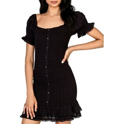 Lost and Wander Aria Smocked Mini Dress (54% off) - Comparable value $108 found on Bargain Bro Philippines from Bloomingdale's Australia for $53.31