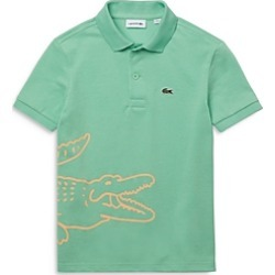 Lacoste Boys' Big Croc Pique Polo Shirt - Little Kid, Big Kid found on Bargain Bro from Bloomingdales Canada for USD $52.49