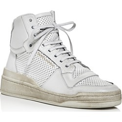 Saint Laurent Women's SL24 High-Top Sneakers found on Bargain Bro Philippines from Bloomingdale's Australia for $788.55