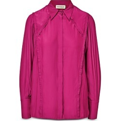 Nicholas Natasha Pleat-Trimmed Blouse found on MODAPINS from bloomingdales.com for USD $177.00