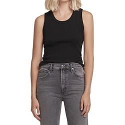 Agolde Poppy Ribbed Tank Top found on MODAPINS from bloomingdales.com for USD $68.00