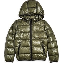 Herno Boys' Hooded Down Puffer Coat - Big Kid