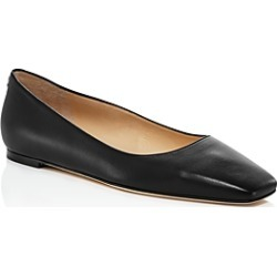 Jimmy Choo Women's Mirele Leather Flats found on MODAPINS from Bloomingdale's Australia for USD $474.14