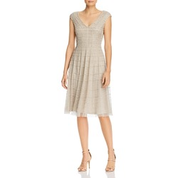 Adrianna Papell Beaded Midi Dress found on MODAPINS from Bloomingdales UK for USD $192.88