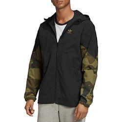adidas Originals Camo Regular Fit Windbreaker Jacket found on Bargain Bro Philippines from Bloomingdales Canada for $94.80
