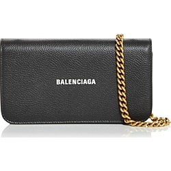 Balenciaga Cash Leather Phone Chain Wallet found on Bargain Bro UK from Bloomingdales UK
