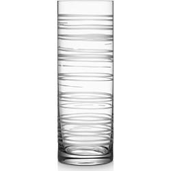 Orrefors Graphic Cylinder Vase